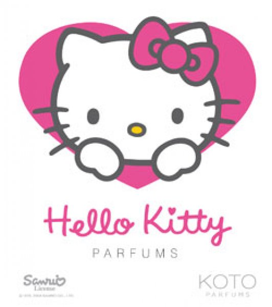 HELLO KITTY parfums